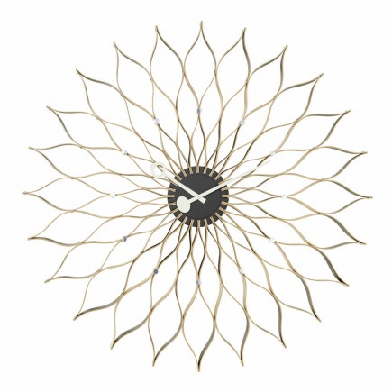 Vitra Sunflower Clock Wanduhr 20_201256