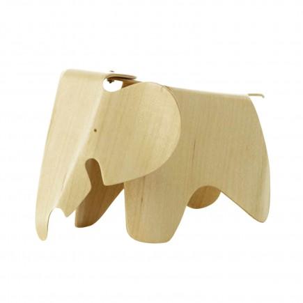 Vitra Plywood Elephant Natur Miniatur 20_20208502