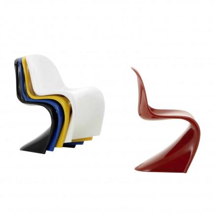 Vitra Panton Chairs 5er-Set Miniatur 20_20213101