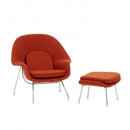 Vitra Womb Chair and Ottoman Miniatur 20_20251501