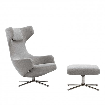 Vitra Grand Repos and Ottoman Stoffsessel 20_21036700_1