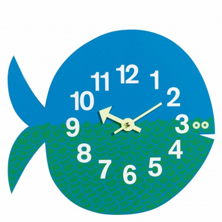 Vitra Fernando the Fish Zoo Timers Wanduhr 20_21500404