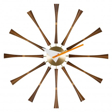 Vitra Spindle Clock Wanduhr 20_21501103