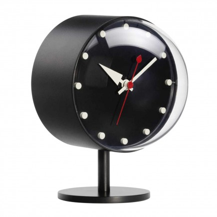 Vitra Night Clock Black Version Tischuhr 20_21506701