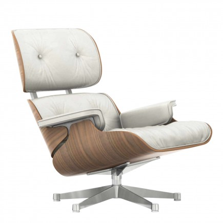 Vitra Lounge Chair White Edition 20_41211400