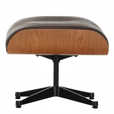 Vitra Lounge Chair Ottoman American Cherry Version 20_41213500