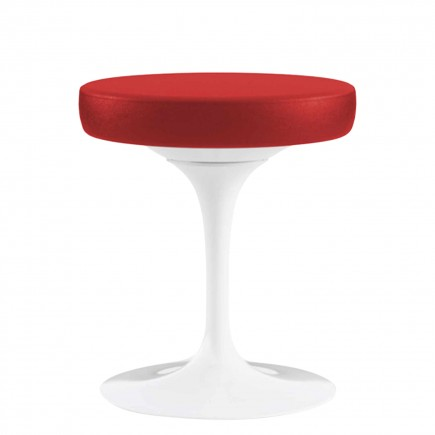 Knoll International Tulip Saarinen Hocker 23_153YS