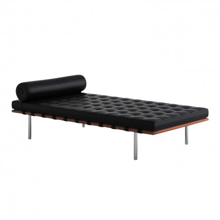Knoll International Barcelona Couch Liege 23_258LS