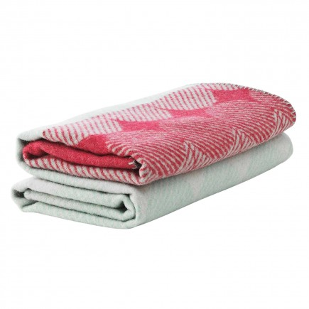 Normann Copenhagen Ekko Throw Blanket Wolldecke 352_60243X
