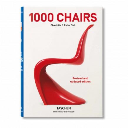 TASCHEN Verlag 1.000 Chairs: in the 20th century Designbuch 369_7768152
