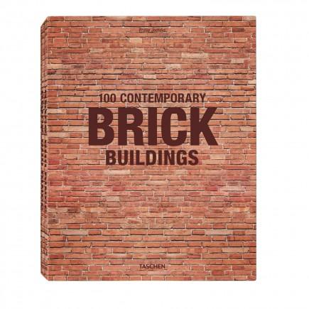TASCHEN Verlag 100 Contemporary Brick Buildings Designbuch 369_7768342