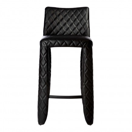 Moooi Monster Bar Stool Original Black Barhocker 370_MOXBX-OB