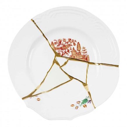 SELETTI Kintsugi Dinner Plate Speiseteller 379_0961X