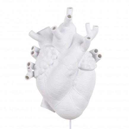 SELETTI Heart Lamp LED Wandleuchte 379_09925