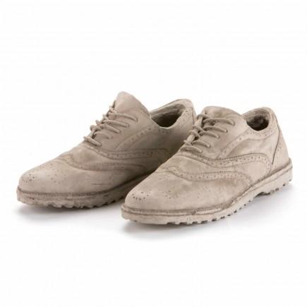 SELETTI Concrete Chaussures Skulptur 379_10092