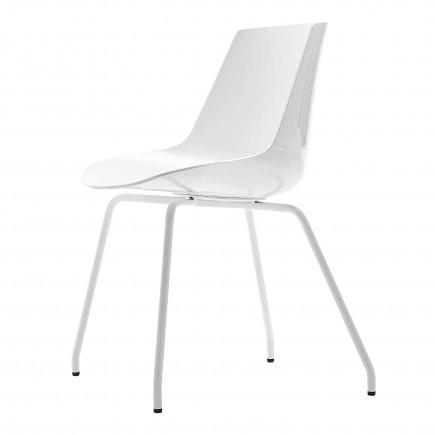 MDF Italia Flow Chair 4 Füsse Stuhl 37_F052100-1