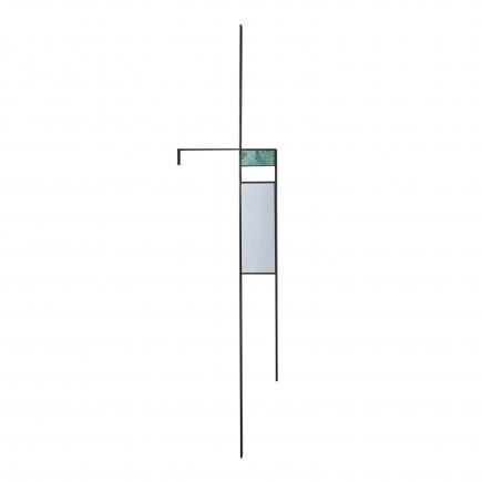 MDF Italia Mirror Lines Composition 6 Wandspiegel 37_F101906
