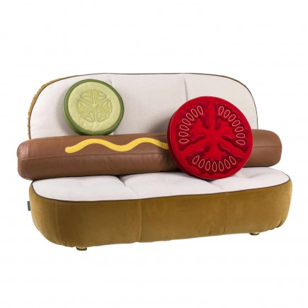 BLOW by JOBandSELETTI Hot Dog Sofa 380_16012