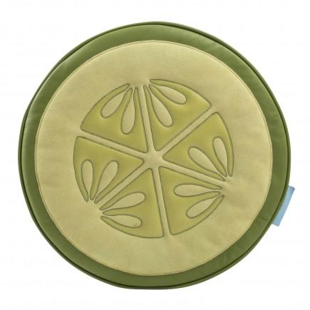 BLOW by JOBandSELETTI Cucumber Vegetable Cushion Dekokissen 380_16032