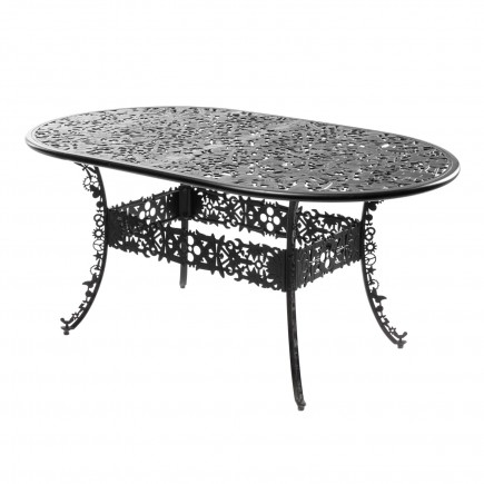 BLOW by JOBandSELETTI Oval Table Industry Collection Outdoor-Tisch 380_18688-XXX
