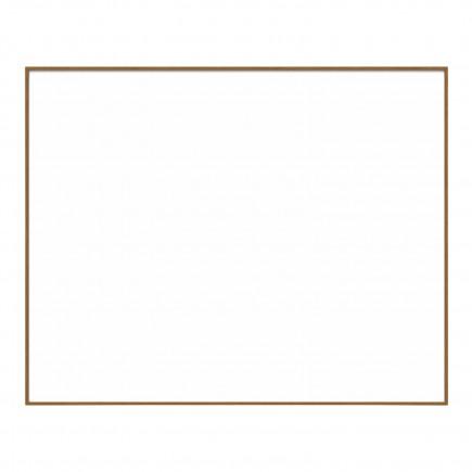 Lintex Wood Whiteboard Schreibtafel 385_8112X