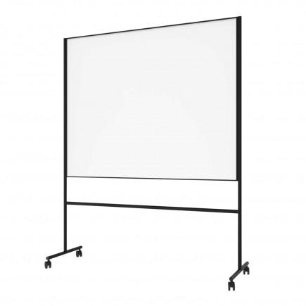 Lintex ONE doppelseitiges mobiles Whiteboard Schreibtafel 385_9104XX