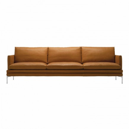 Zanotta William 1330 3er Sofa 56_1330-302