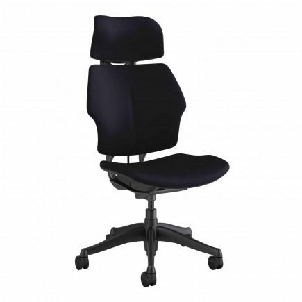 Humanscale Freedom Headrest Armless Bürodrehstuhl 73_F21-ARMLESS
