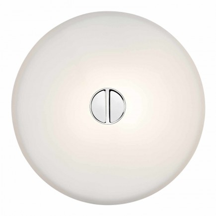 Flos Mini Button LED Wand-/Deckenleuchte 89_F1491000