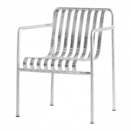 Hay Palissade Dining Armchair Hot Galvanised Stuhl 95_P-D-HG-AC