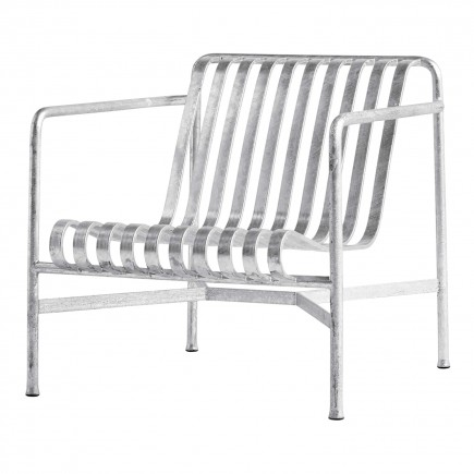 Hay Palissade Lounge Chair Low Hot Galvanised Sessel 95_P-LC-L-HG