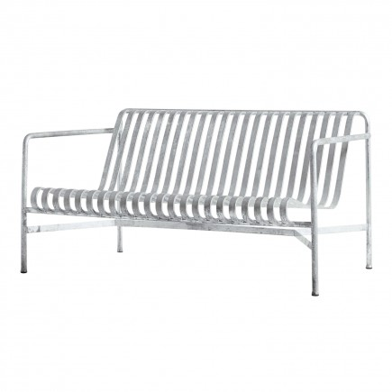 Hay Palissade Lounge Hot Galvanised Sofa 95_P-LS-HG