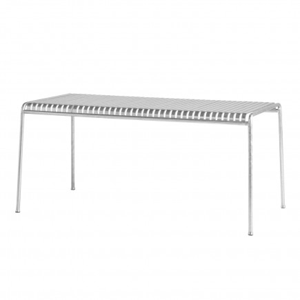 Hay Palissade Table Hot Galvanised Tisch 95_P-TABLE-HG