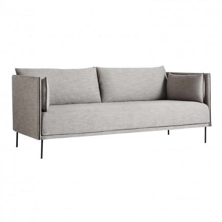 Hay Silhouette 2 Seater 2er Sofa 95_SILHOUETTE2