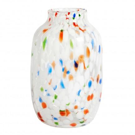 Hay Splash White dot Vase 95_SPLASH-W