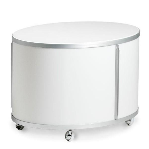 WOGG 17 LIVA Ellipsetower Rollcontainer 105_17-0X1