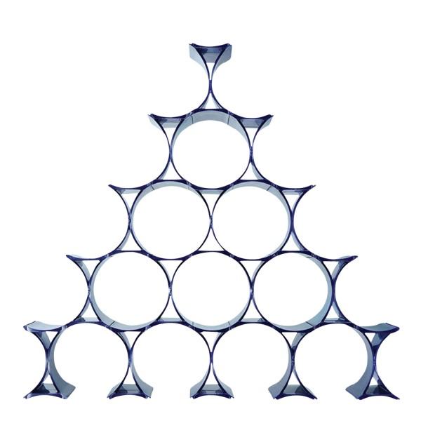 Kartell Infinity Flaschenregal 112_07680