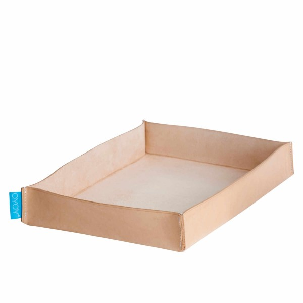 OYOY Living Design Leather Tray Aufbewahrungsbox 122_110010