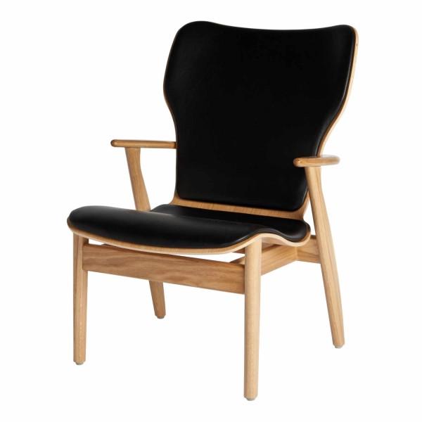 Artek Domus Lounge Chair Ledersessel 125_282010-L