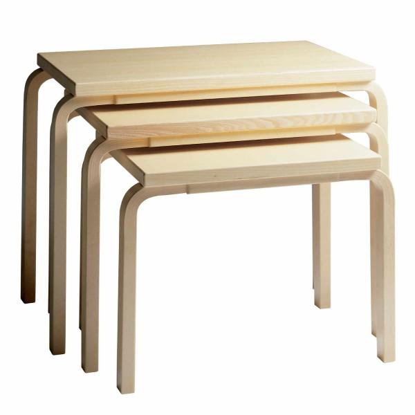 Artek 88 Dreisatztisch 88A/88B/88C/3er Tisch 125_28301050
