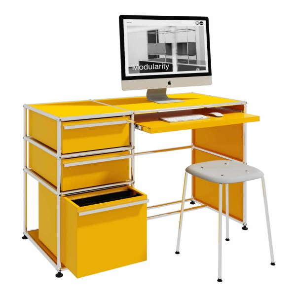 USM Haller Solutions Home-Office #01 Schreibtisch 1_SO_HO_01