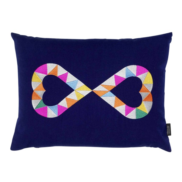 Vitra Embroidered Pillow Double Heart 2 Kissen 20_20163308