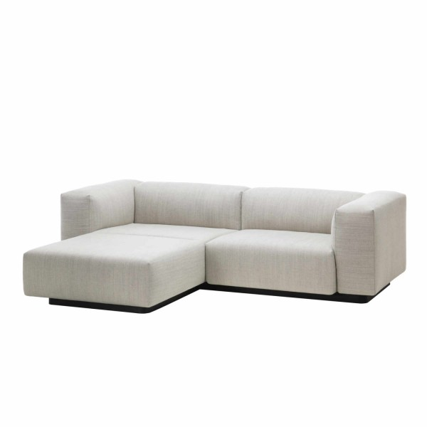 Vitra Soft Modular 2er Sofa Chaise Longue 20_21040001