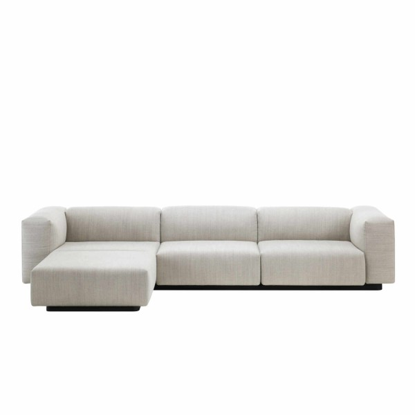 Vitra Soft Modular 3er Sofa Chaise Longue 20_21040003