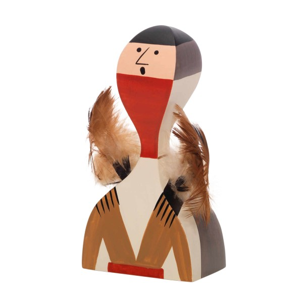 Vitra Wooden Doll No. 10 Figur 20_21502710