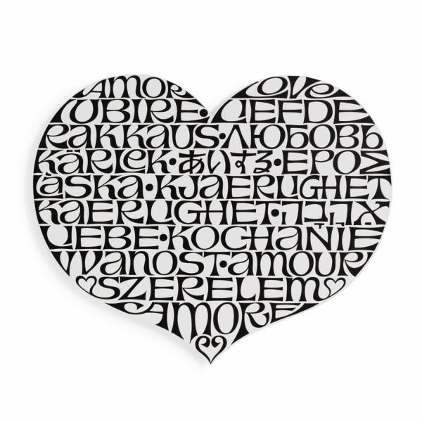 Vitra Metal Wall Relief International Love Heart Wanddekoration 20_21509707