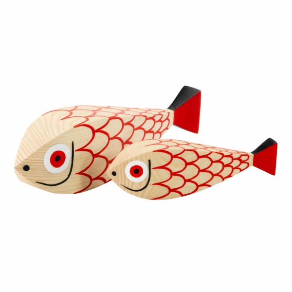 Vitra Wooden Doll Mother Fish and Child Figur 20_21510401