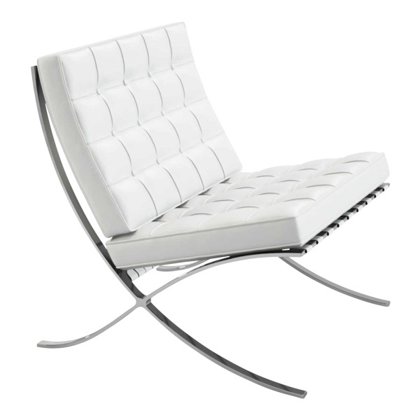 Knoll International Barcelona Chair Sessel 23_250LCW