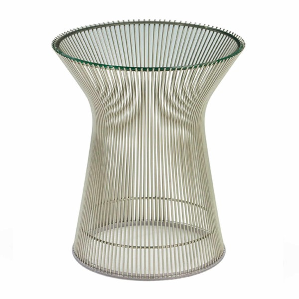 Knoll International Platner Side Table Beistelltisch 23_QS-3710T