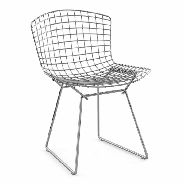 Knoll International Bertoia Side Chair Stuhl 23_QS-420CC